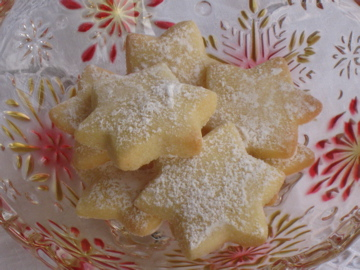 Christmas Shortbreads
