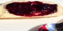 Marmelade de mûres